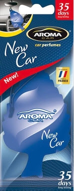 ODORIZANT MTM  Aroma Car Leaf New Car 1 BUC