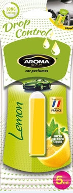ODORIZANT MTM  Aroma Car Drop Control Lemon 5ML