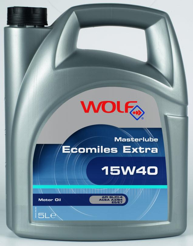 ULEI MOTOR AUTOUTILITARA WOLF VITALTECH 15W40 5L