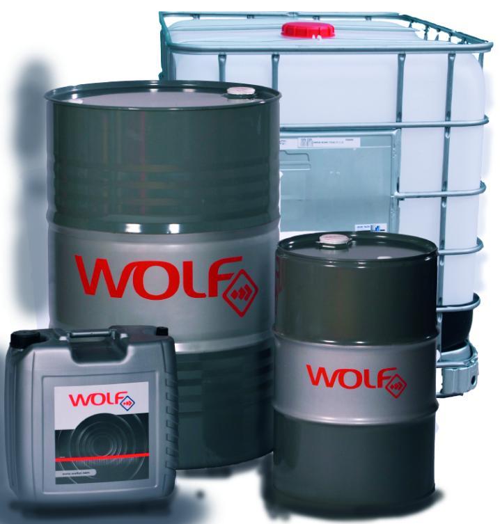 Ulei hidraulic WOLF AROW ISO H46 205L