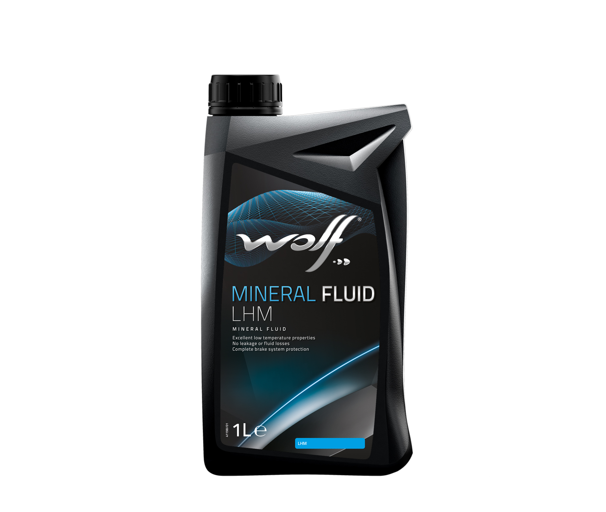 Ulei hidraulic WOLF LHM 1L