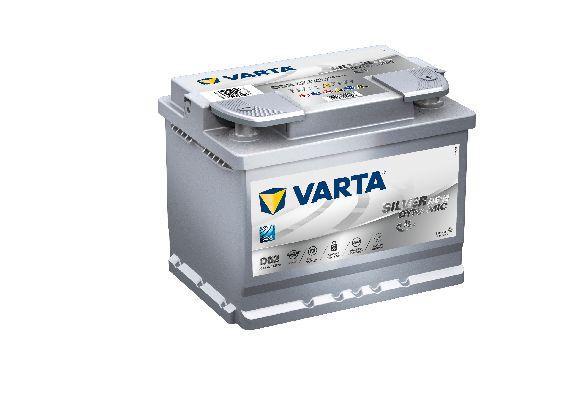Baterie auto VARTA 560901068D852 SILVER Dynamic AGM 12V 60AH 680A