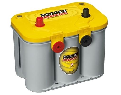 Baterie auto VARTA 8142540008882 YELLOW TOP 12V 55AH 765A