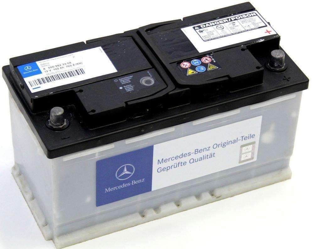 Baterie auto MERCEDES BENZ 40041315 12V 100AH 760A