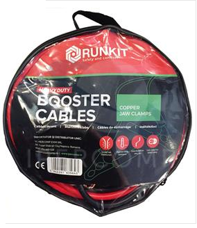 Cabluri transfer curent baterii MTR 12107612  Izolate Complet 1000A 4M Husa Fermoar