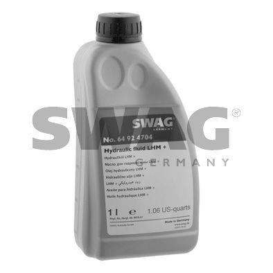 Ulei hidraulic pentru suspensie SWAG LHM Plus verde 1L