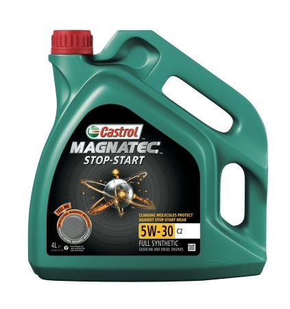 ULEI MOTOR CASTROL MAGNATEC STOP-START C2 5W30 4L