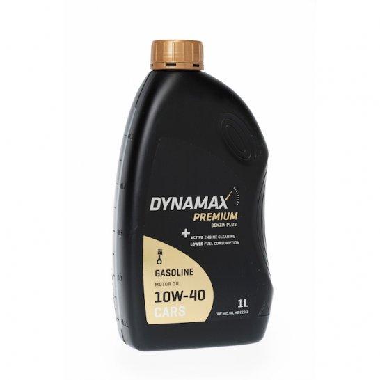 ULEI MOTOR DYNAMAX PREMIUM C-BENZIN PLUS 10W40 1L
