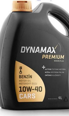 ULEI MOTOR DYNAMAX PREMIUM C-BENZIN PLUS 10W40 4L