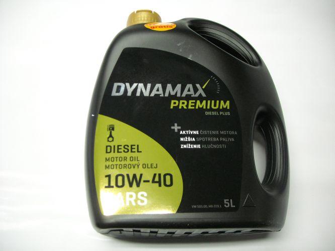 ULEI MOTOR DYNAMAX PREMIUM C-DIESEL PLUS 10W40 4L