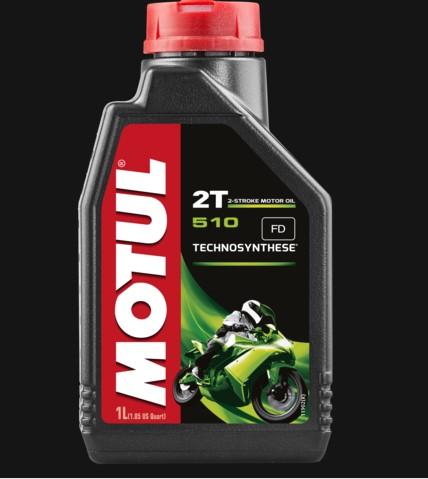 ULEI MOTOR MOTOCICLETA MOTUL 510 2T 1L