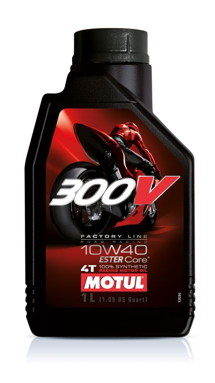 ULEI MOTOR MOTOCICLETA MOTUL 300V FACTORY LINE 10W40 1L