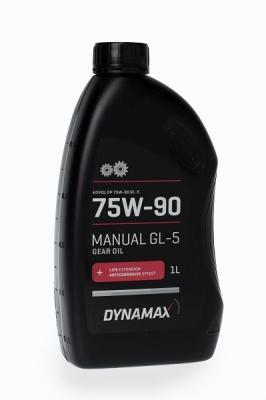 Ulei pentru cutie viteze manuala DYNAMAX HYPOL PP GL5 75W90 1L