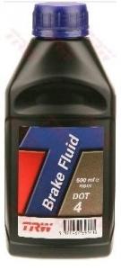 Lichid de frana TRW DOT 4 0.5L