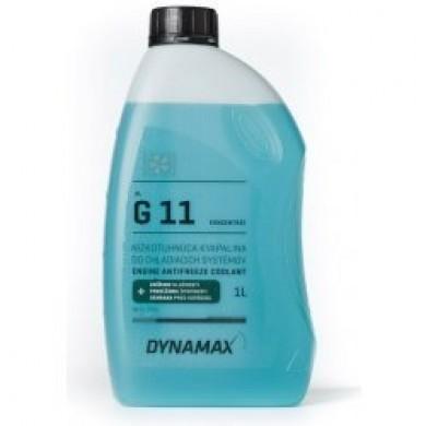 Antigel concentrat DYNAMAX G11 ALBASTRU 1L