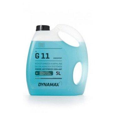 Antigel concentrat DYNAMAX G11 ALBASTRU 5L