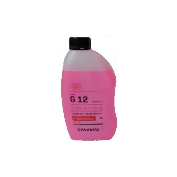 Antigel concentrat DYNAMAX ULTRA G12 ROZ 1L