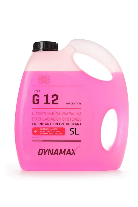 Antigel concentrat DYNAMAX ULTRA G12 5L