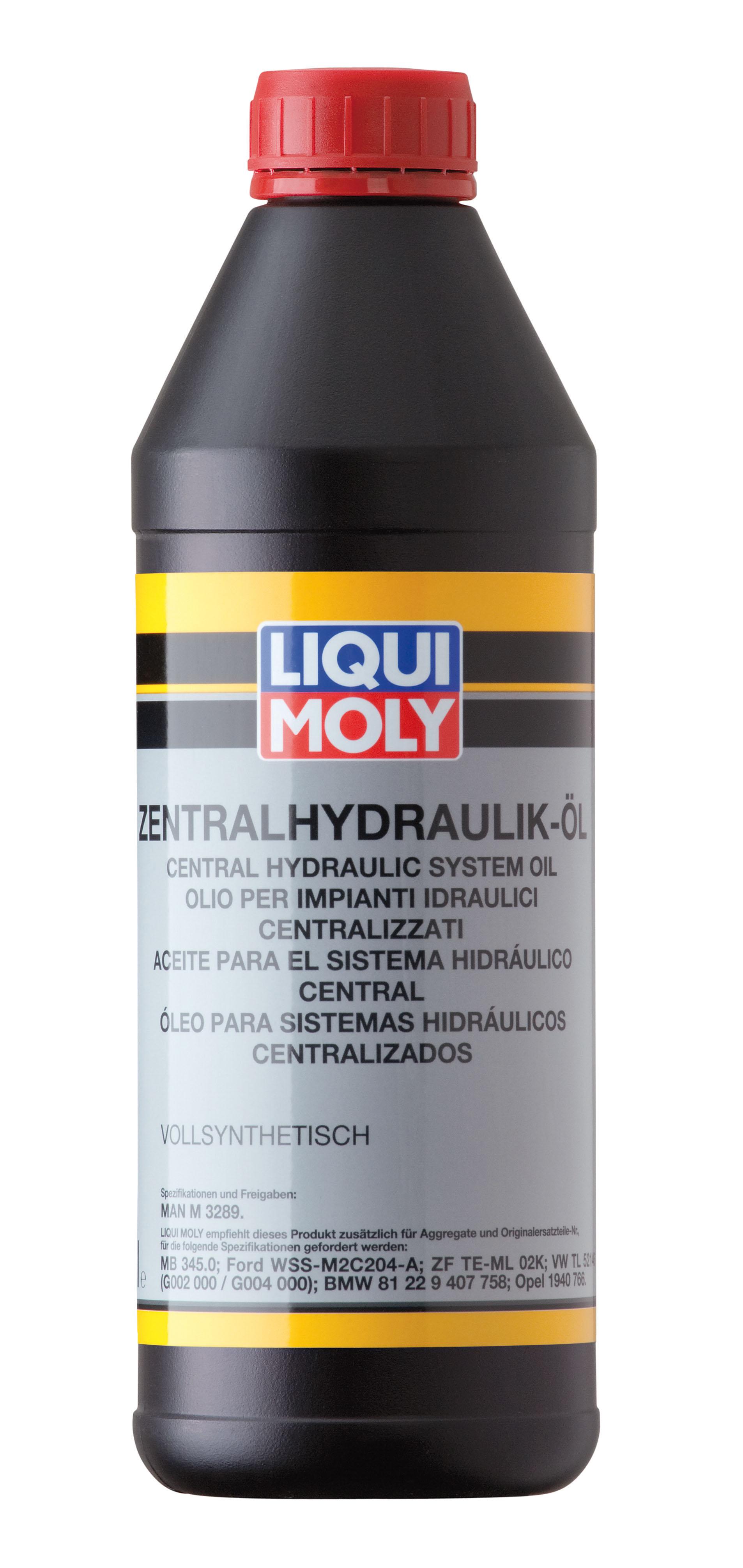 Ulei sistem hidraulic central LIQUI MOLY 1L