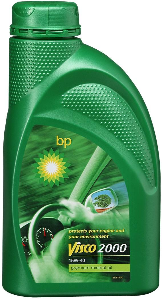ULEI MOTOR BP VISCO 2000 15W40 1L