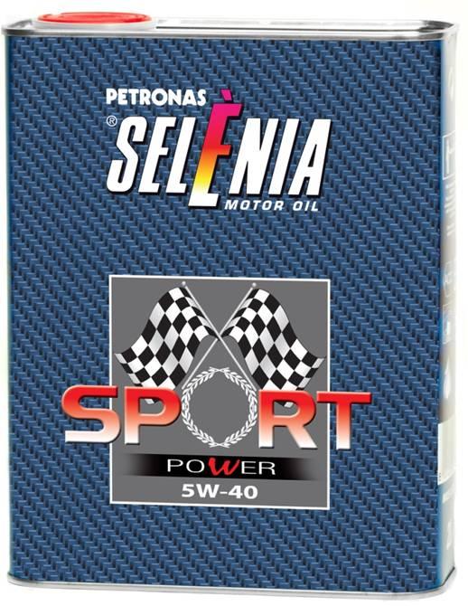 ULEI MOTOR SELENIA SPORT POWER 5W40 5L
