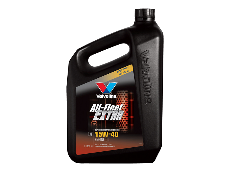 ULEI MOTOR VALVOLINE ALL-FLEET 15W40 5L