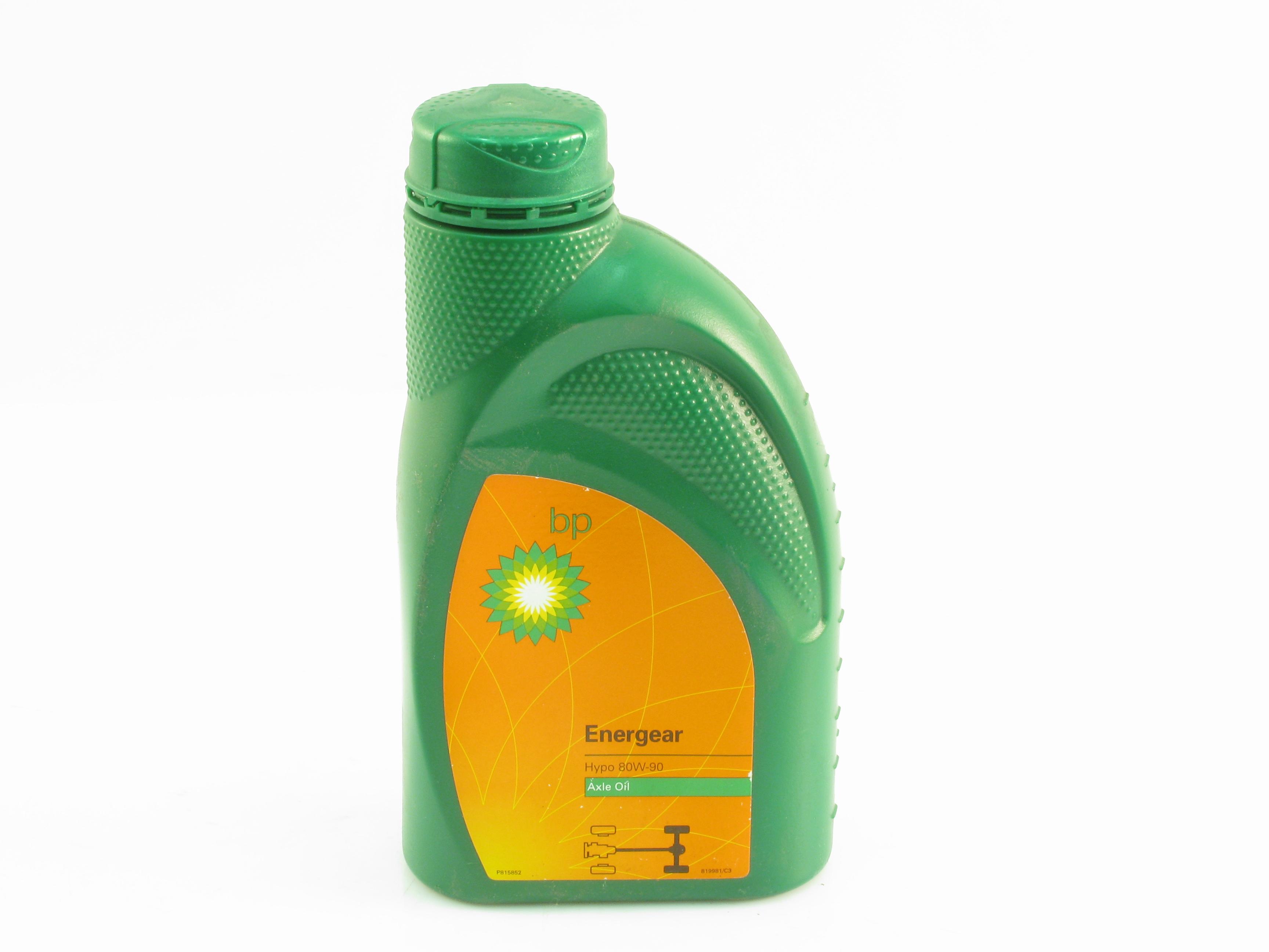 Ulei pentru cutie viteze manuala BP ENERGEAR HYPO 80W90 1L