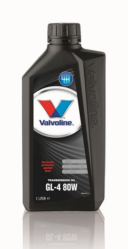 Ulei pentru cutie viteze manuala VALVOLINE 80W 1L