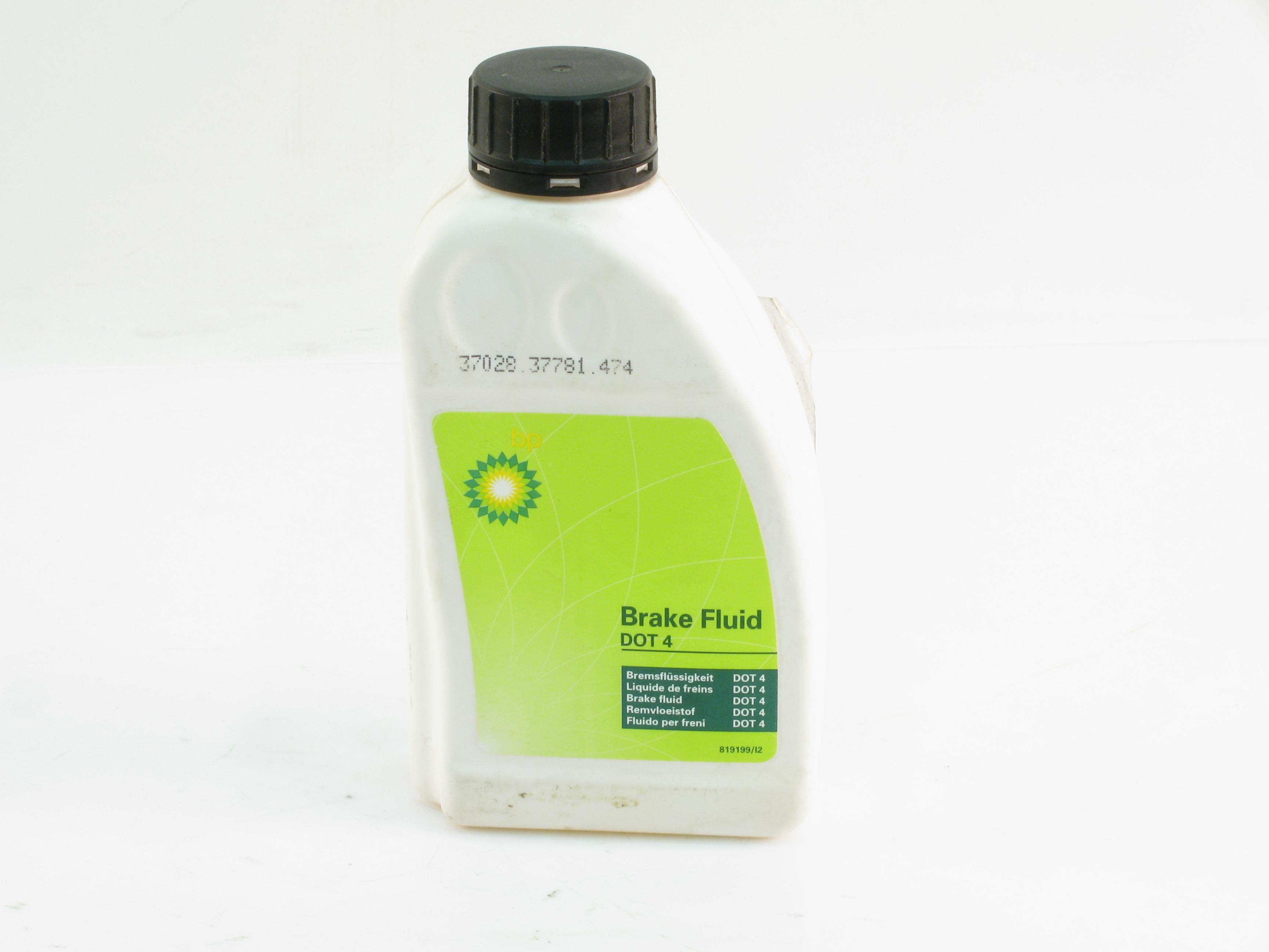Lichid de frana BP DOT4 0.5L