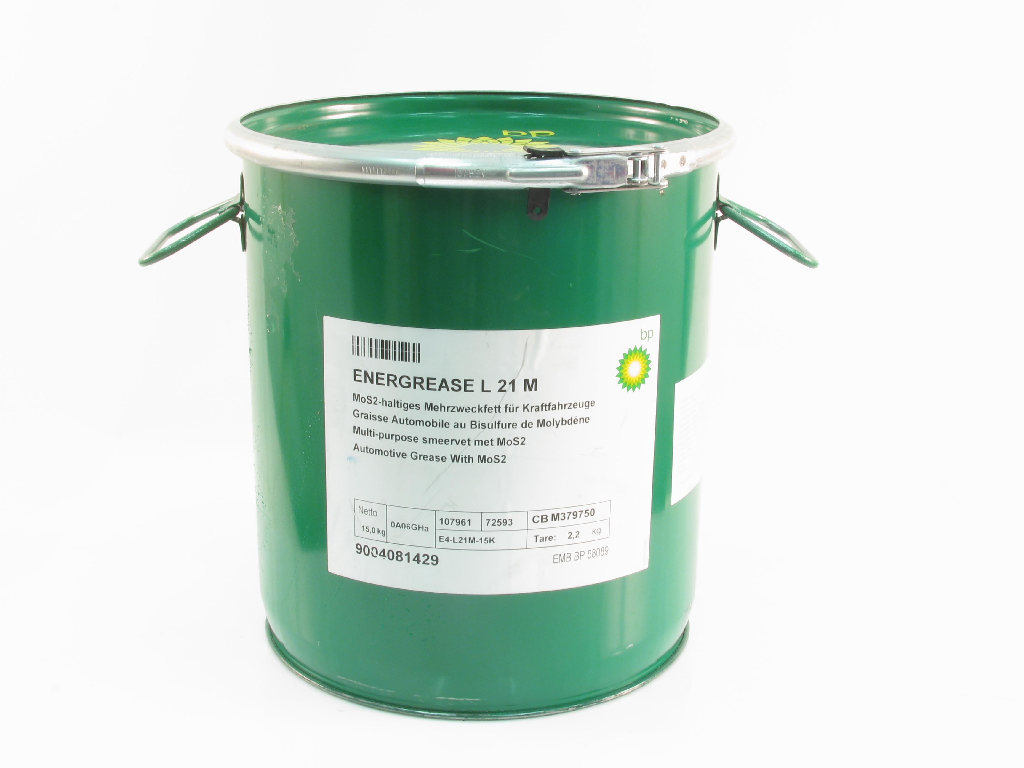 VASELINA BP ENERGREASE L21 M 15KG