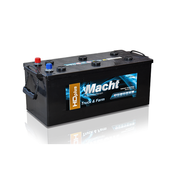 Baterie auto MACHT 19540 HD PLUS 12V 225AH 1200A