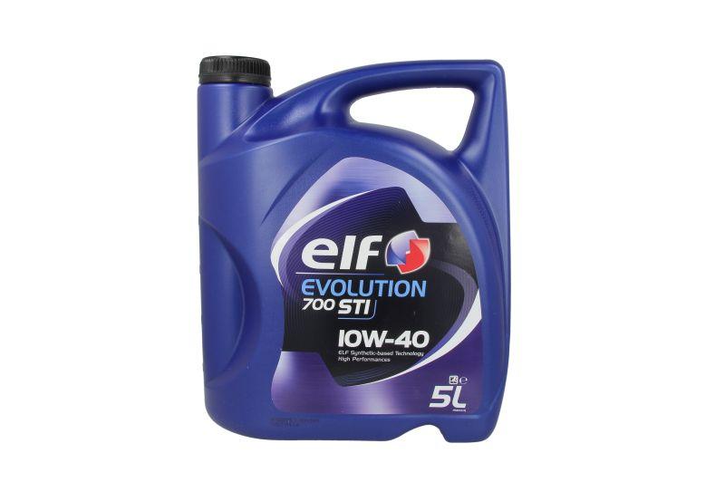 ULEI MOTOR ELF EVOLUTION 700 ST / STI 10W40 5L