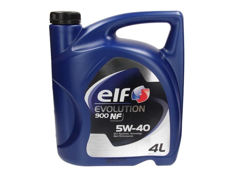 ULEI MOTOR ELF EVOLUTION 900 NF 5W40 4L