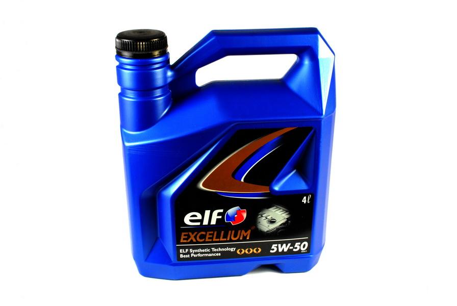 ULEI MOTOR ELF EXCELLIUM 5W50 4L