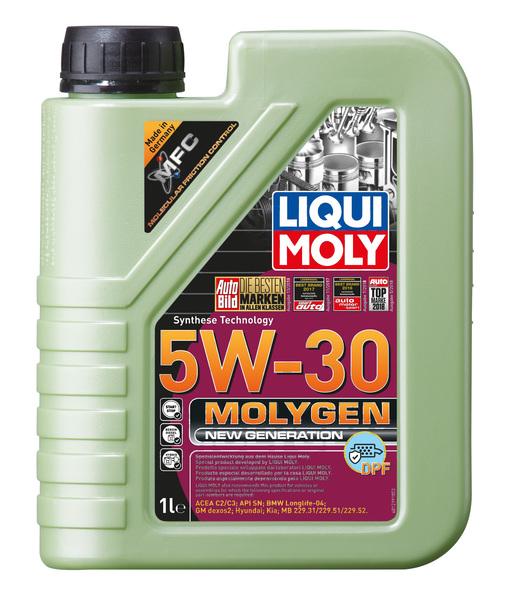 ULEI MOTOR LIQUI MOLY MOLYGEN 5W30 1L