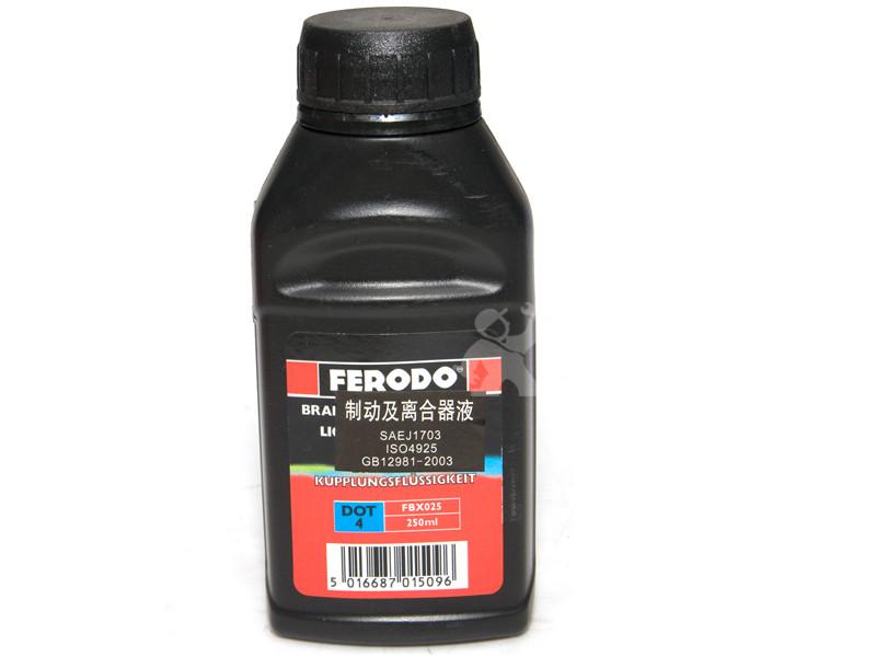 LICHID DE FRANA FERODO FBX025 DOT4 0,25L