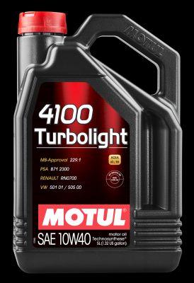 ULEI MOTOR MOTUL TURBOLIGHT 4100 10W40 5L