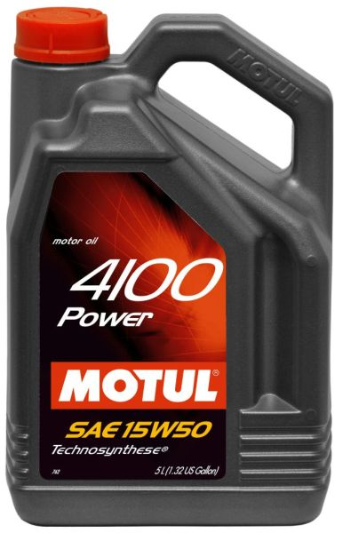 ULEI MOTOR MOTUL POWER 4100 15W50 5L