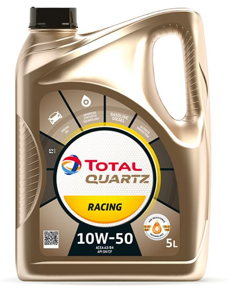 ULEI MOTOR TOTAL QUARTZ RACING 10W50 5L