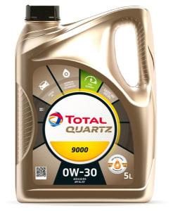 ULEI MOTOR TOTAL QUARTZ 9000 A5/B5 0W30 5L