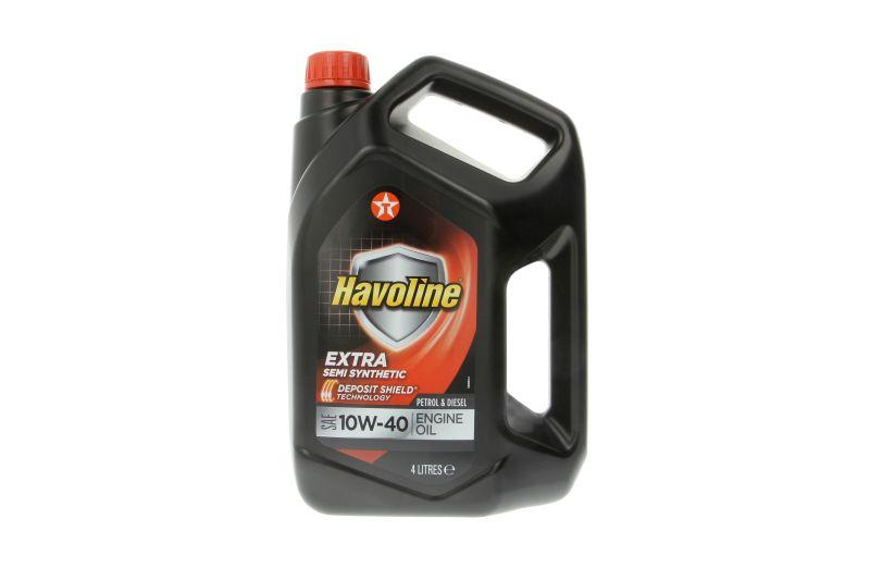 ULEI MOTOR TEXACO HAVOLINE EXTRA 10W40 4L
