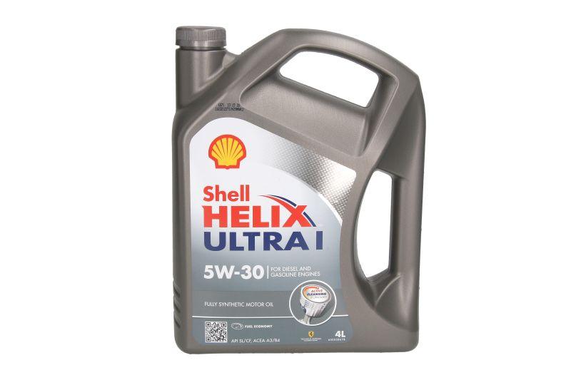 ULEI MOTOR SHELL HELIX ULTRA 5W30 4L