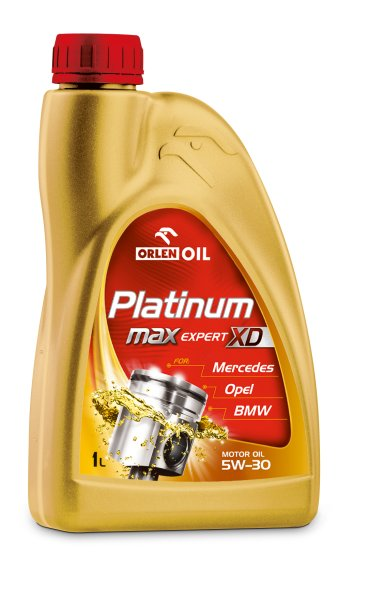 ULEI MOTOR ORLEN PLATINUM MAX XD 5W30 1L