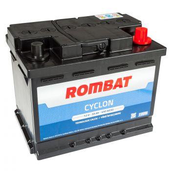 Baterie auto ROMBAT CYCLON 12V 55AH, 450A