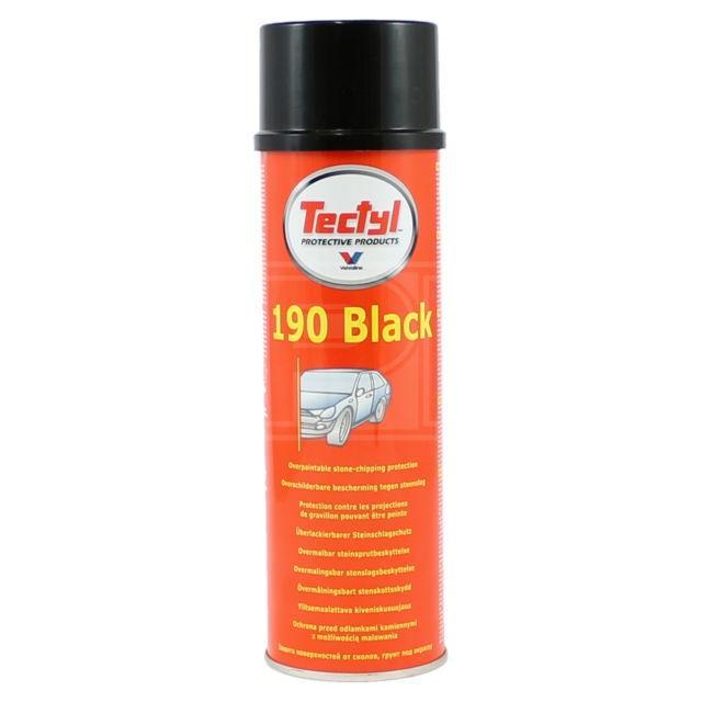 ACOPERIRE PROTECTOARE LAC VALVOLINE TECTYL 190 BLACK 1L