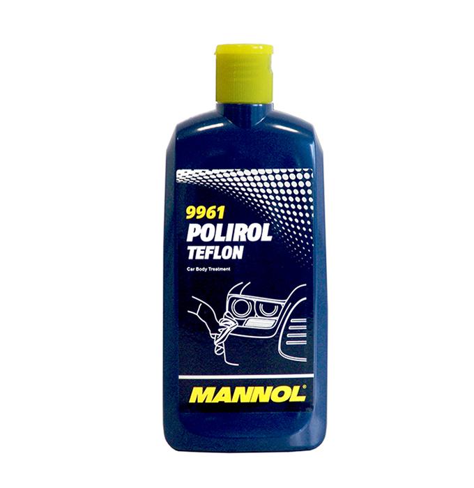 SOLUTIE PENTRU POLISH CU TEFLON MANNOL 450ML
