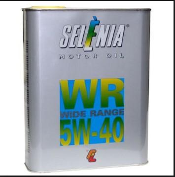 ULEI MOTOR SELENIA WR 5W40 (P10923707) 2L, TABLA