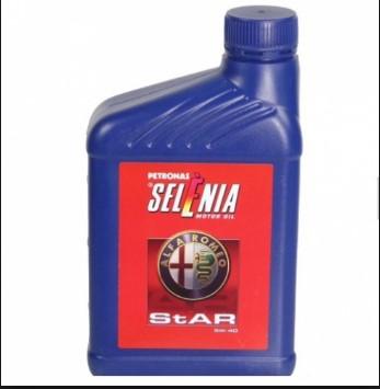ULEI MOTOR SELENIA STAR 5W40 (P11381619) 1L, PLASTIC