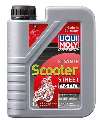 ULEI MOTO 2T LIQUI MOLY 1505 SYNTH STREET 1L