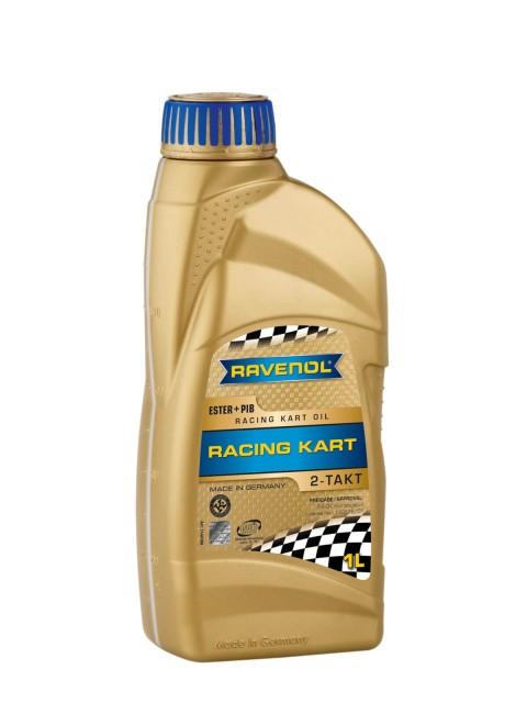 ULEI MOTOR RAVENOL 1144100 Racing Kart 2T FIACIK 1L